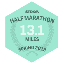 Marathon Training Series Half Marathon