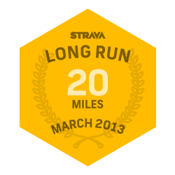 March 2013 Long Run logo
