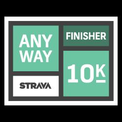 Any Way 10k
