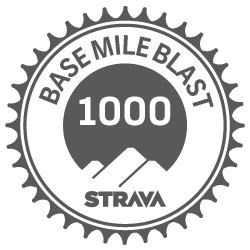 Strava Cycling Base Mile Blast