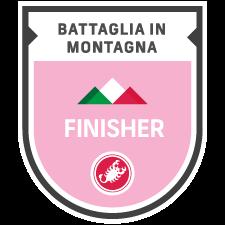 Castelli's Battaglia in Montagna