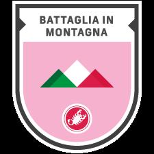 Castelli's Battaglia in Montagna logo