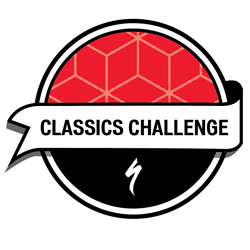 Spring Classics Challenge from Specialized logo