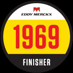Eddy Merckx 1969 Challenge
