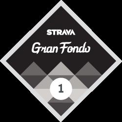 Gran Fondo 1 logo