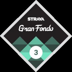 Gran Fondo 3 logo