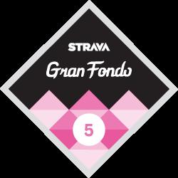 Gran Fondo 5 logo