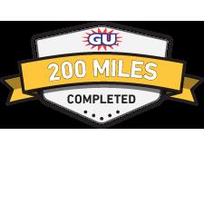 GU 100,000 Mile Challenge