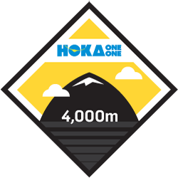 HOKA ONE ONE's Demand More Vertical Challenge