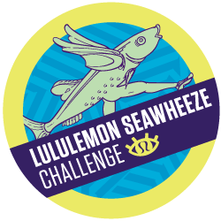 lululemon SeaWheeze Challenge logo
