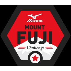 Mizuno Mt. Fuji Challenge logo
