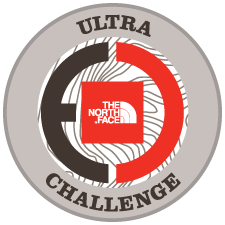The North Face Ultra Challenge logo