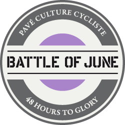 Pavé Battle of June logo
