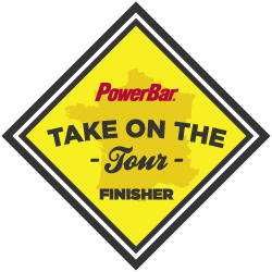 PowerBar Take on the Tour