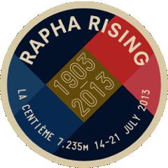 Rapha Rising: La Centième logo