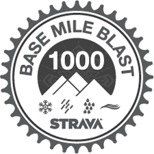 Strava Ride Base Mile Blast