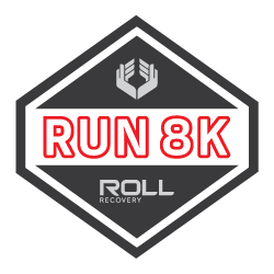 ROLL Recovery R8k logo