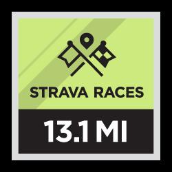 Strava Races Half Marathon