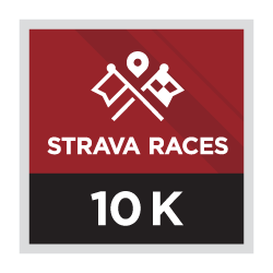 Strava Races 10k