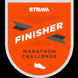 The Marathon Challenge