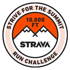 Strive for the Summit Run Challenge