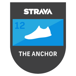 The Anchor logo
