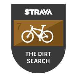 The Dirt Search logo