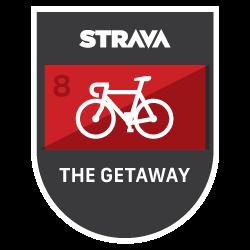The Getaway logo