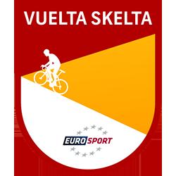Eurosport & CyclingTips Vuelta Skelta logo