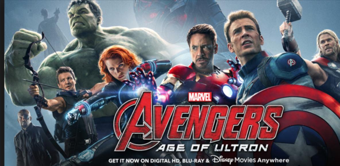 Amazoncom: Marvel's The Avengers: Age Of Ultron