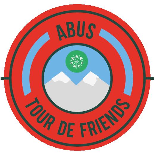 Abus x RAD RACE Tour de Friends 2018