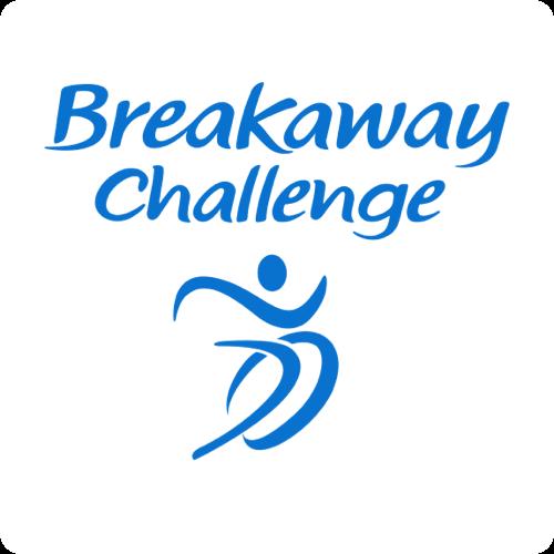 Amgen Breakaway Challenge - Run logo