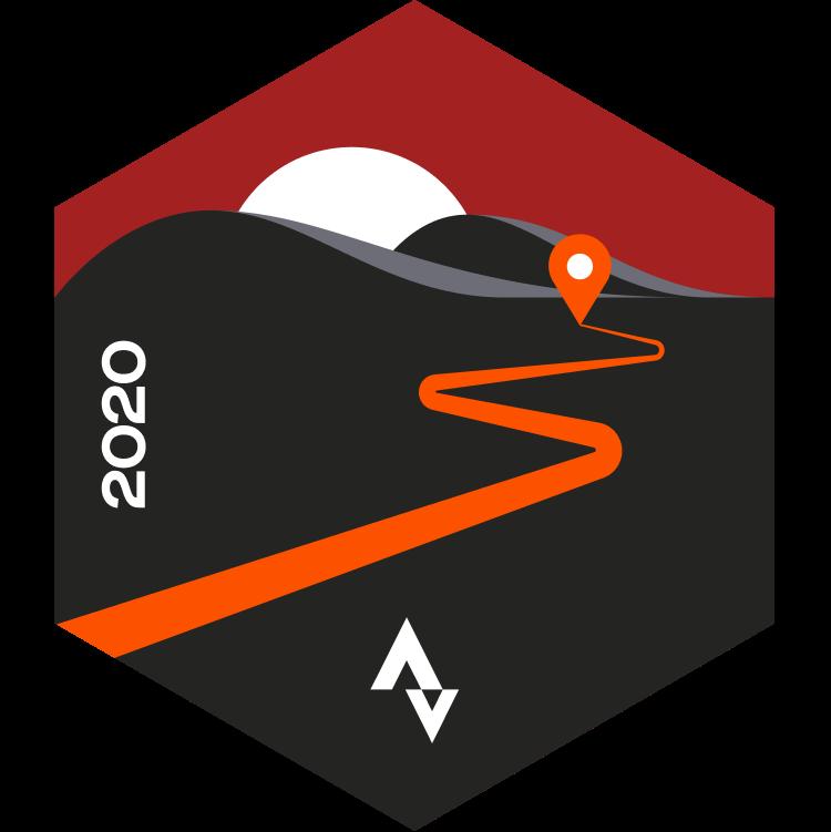 November Running Challenge logo