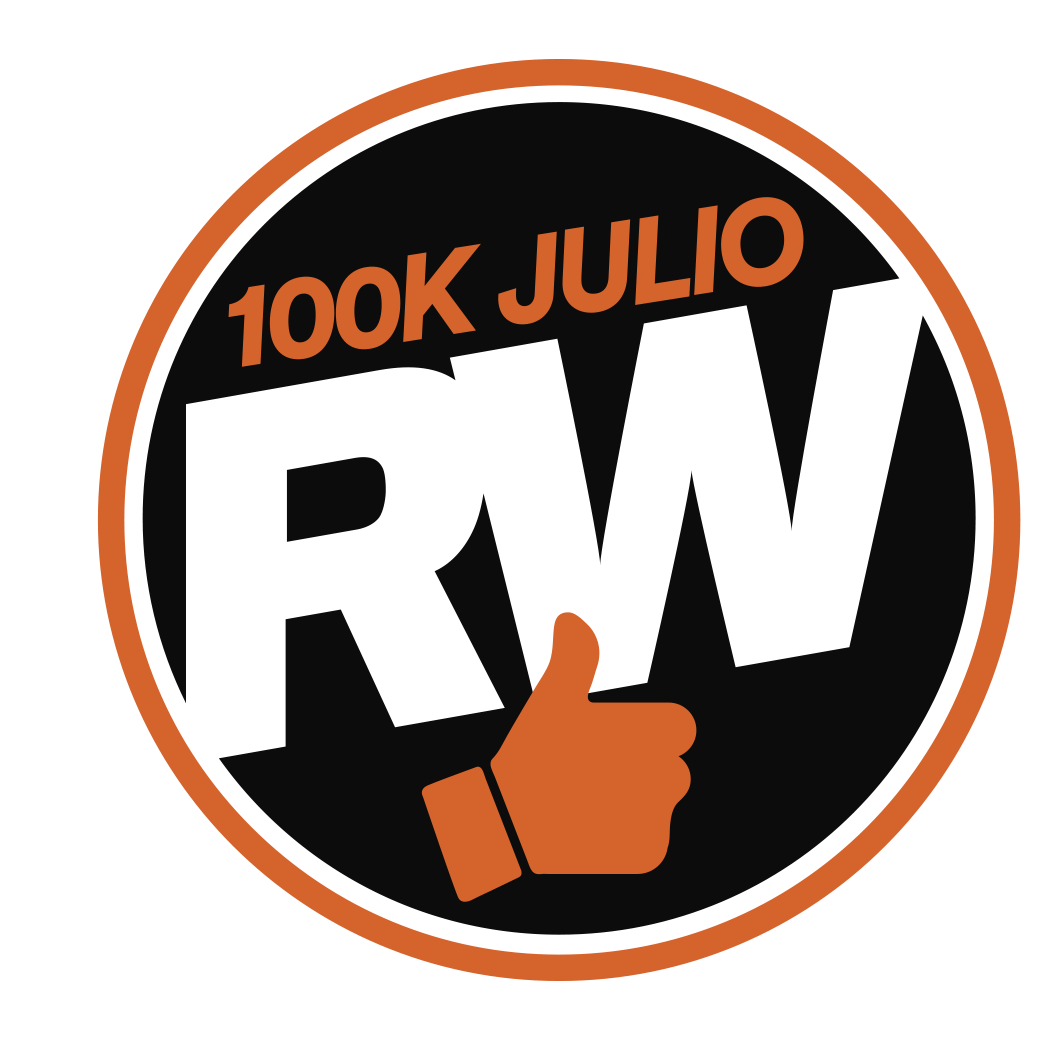 Runner's World #GiveKudos 100K logo
