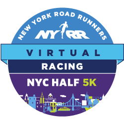NYRR NYC Half - Virtual 5k