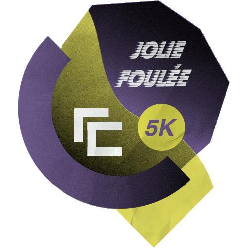 Rallye Club x Jolie Foulée 5K logo