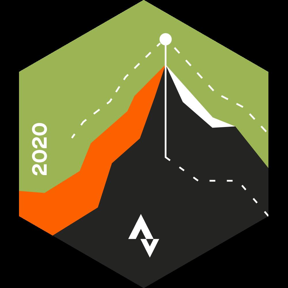July Run Climbing Challenge logo