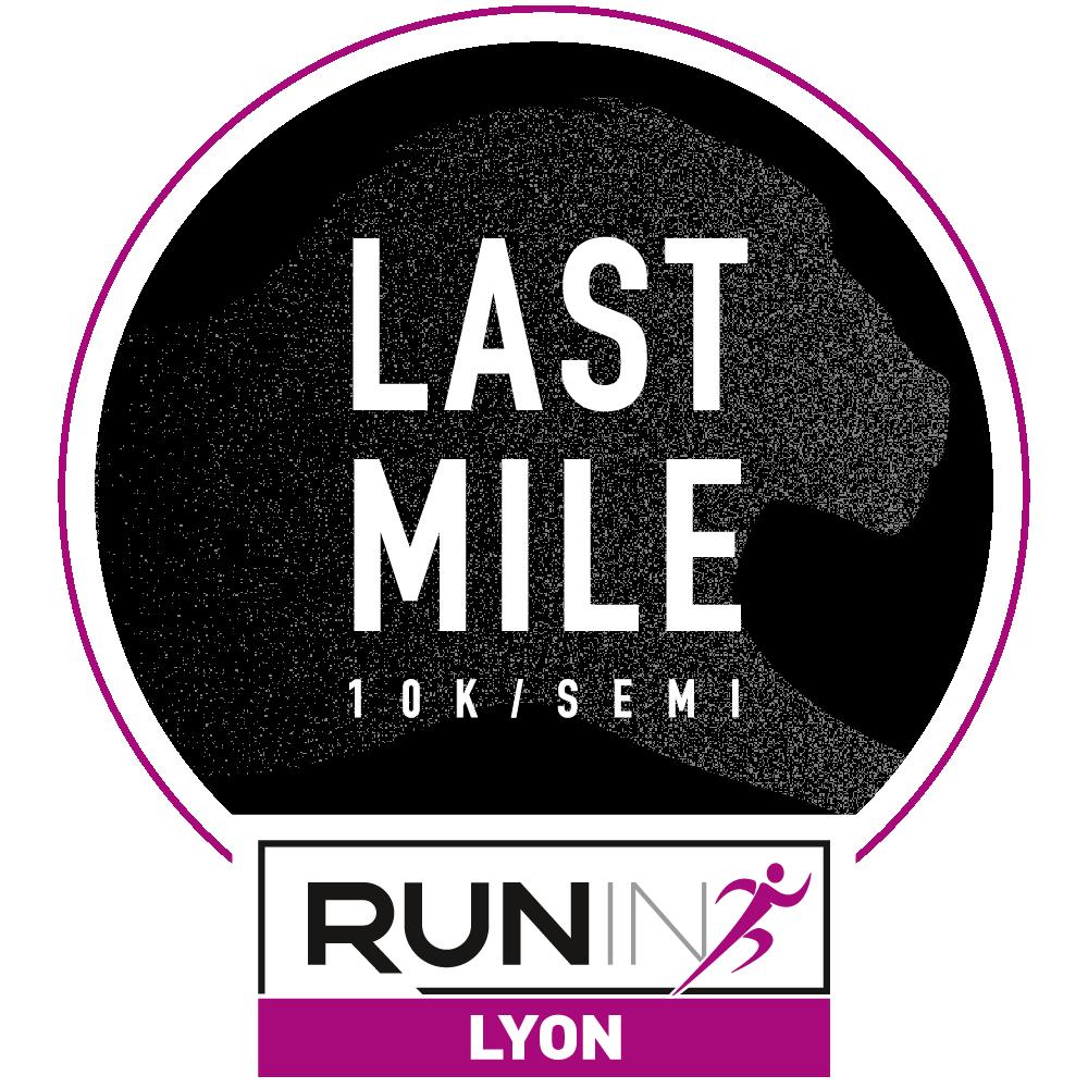 Last Mile Run In Lyon 2019 - 10K / Semi logo