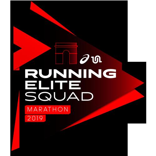 Marathon Running Elite Squad logo