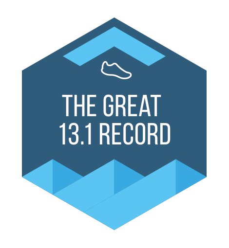 The Great 13.1 Record