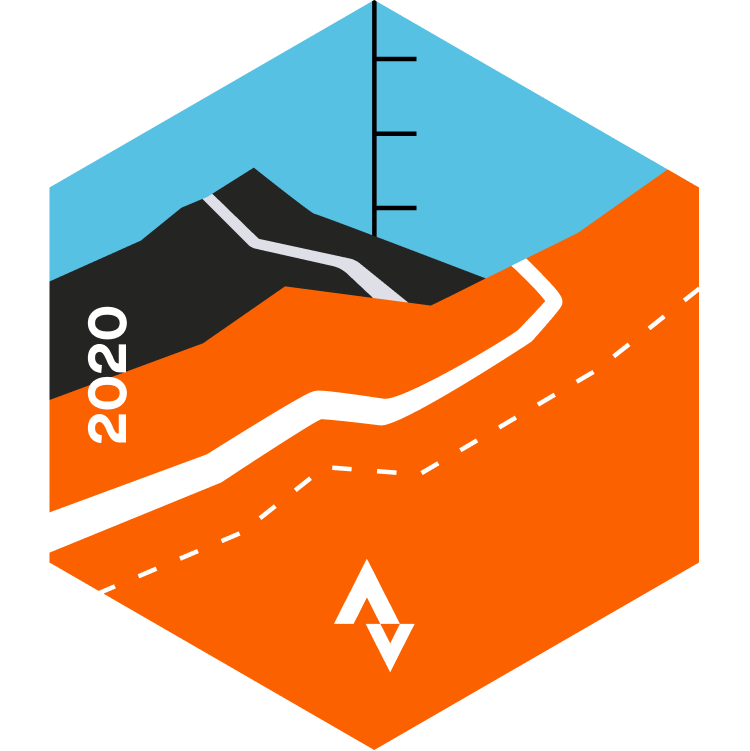 December Cycling Climbing Challenge logo
