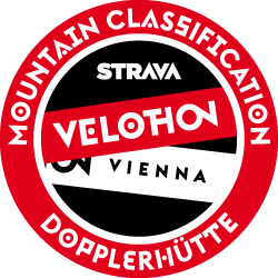 Velothon Vienna - Mountain Classification - Dopplerhütte