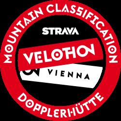 Velothon Vienna - Mountain Classification - Dopplerhütte