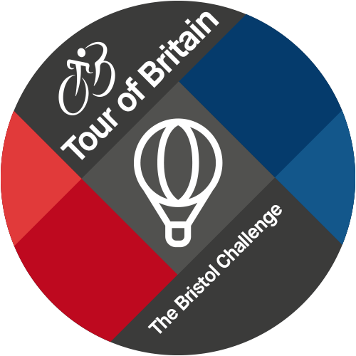 Tour of Britain: The Bristol Stage logo
