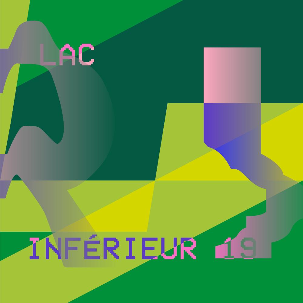 #ParisMarathon - Lac Inférieur logo