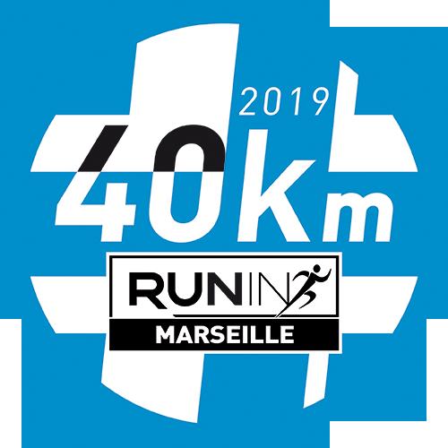 Run in Marseille 40K logo