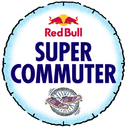 Red Bull Super Commuter logo
