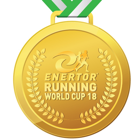 The Enertor Running World Cup 2018
