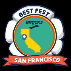 Brooks Best Fest San Francisco