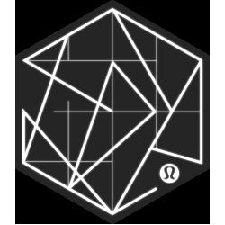lululemon Ghost Race ATL logo
